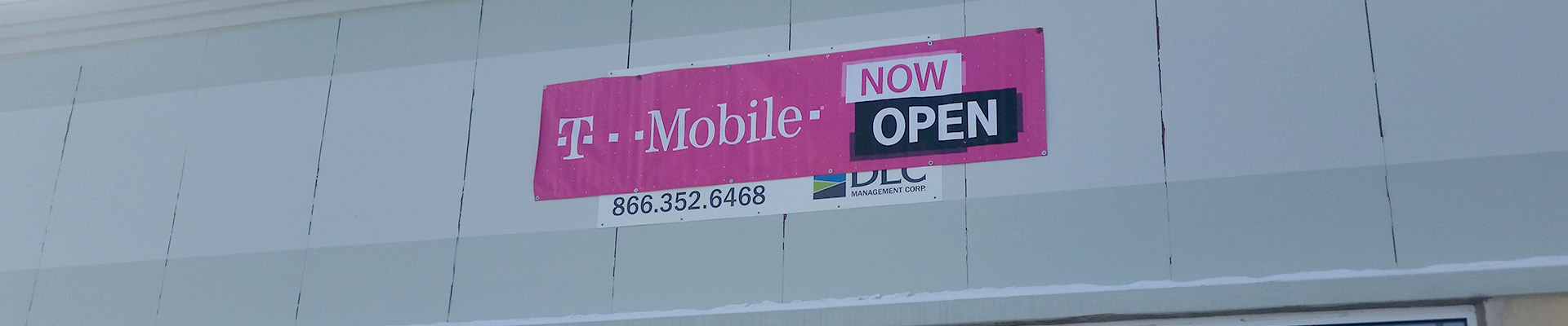 Check out our newly completed buildouts for T‑Mobile across Central New York!
